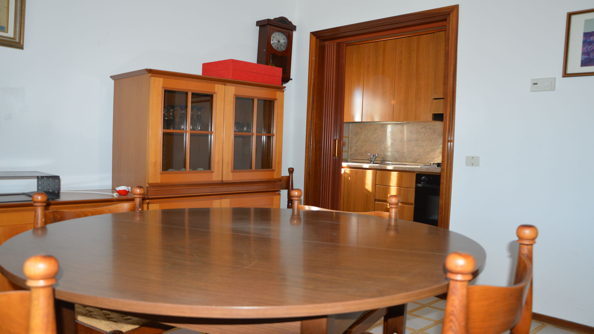 sala da pranzo - Agenzia Viscardi